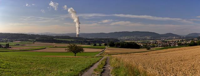 Panorama Stüsslingen-Lostorf