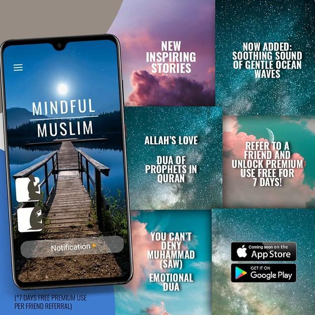 Mindful Muslim App