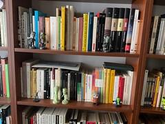 Libros y muñequitos