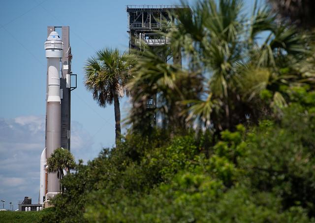 Boeing Orbital Flight Test-2 Prelaunch (NHQ202107300002)