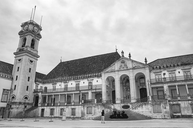Old University (Coimbra) - Universidade Velha (Coimbra)