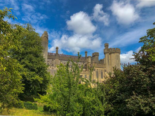 Arundel Castle West Sussex.