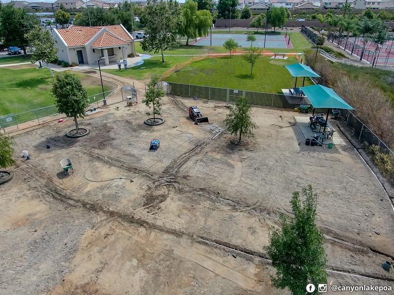 Large Dog Park Renovation