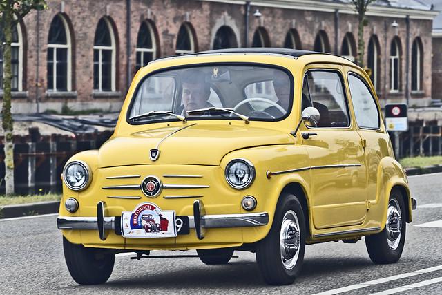 FIAT 600D 1961 (7252)