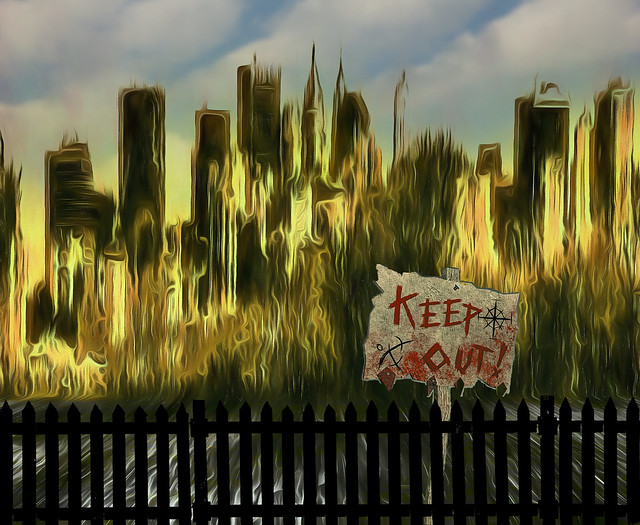 Keep Out of My City