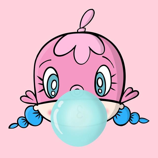 Ally Bubblegum