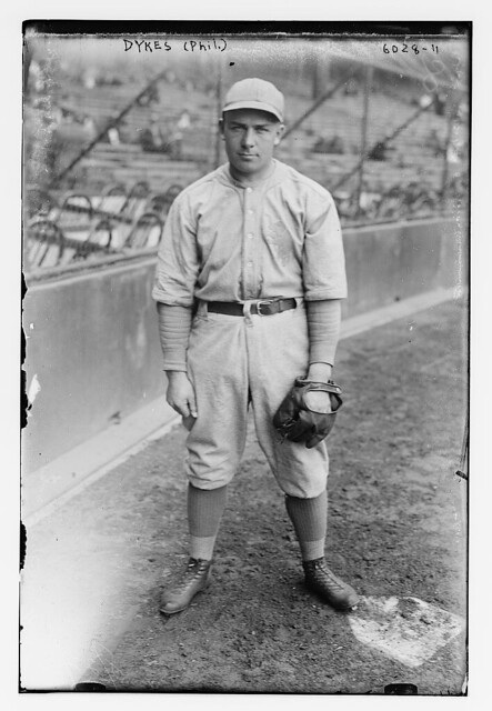 [Jimmy Dykes, Philadelphia AL (baseball)] (LOC)