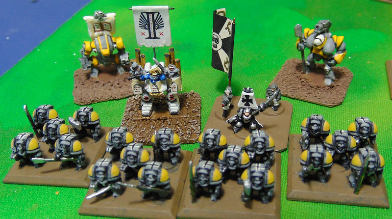 Gray Knight Inquisition