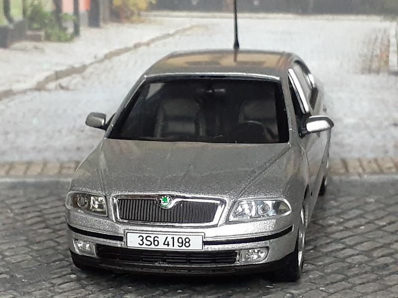 Skoda Octavia - 2005