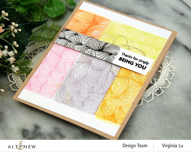 Altenew-Flowing Lines Stamp Set-PAF Fashion Monger Dahlia Stamp-003