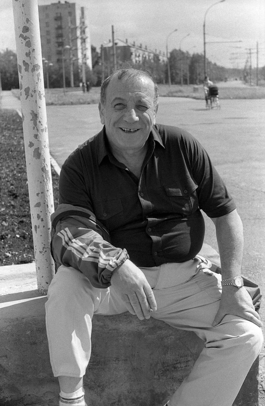 1985. Аркадий Вайнер (3)
