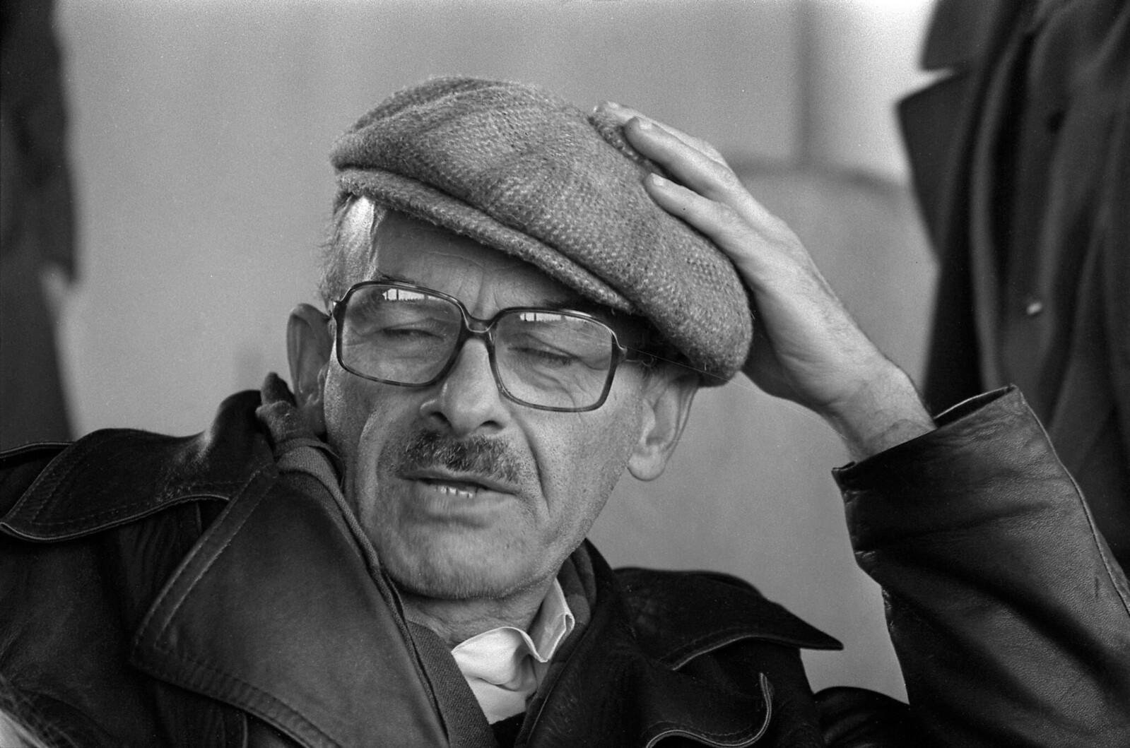 1985. Булат Окуджава