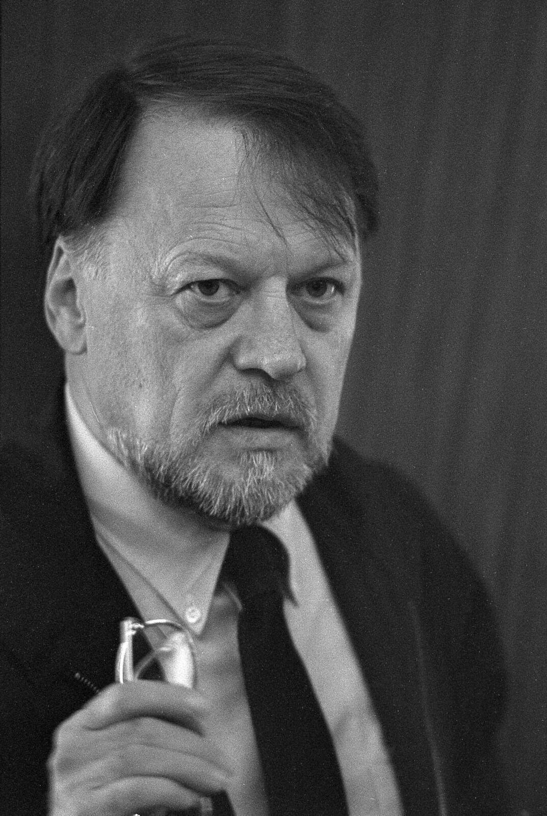 1985. Драматург Михаил Рощин
