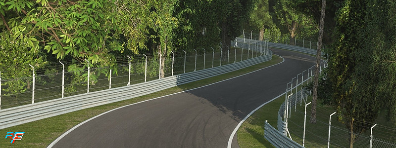 rFactor 2 - Monza New Layouts