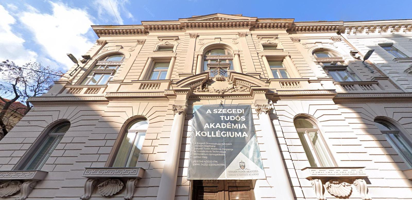 Megvan, miért maradt félbe a Szegedi Tudós Akadémia kollégiumi épületének felújítása