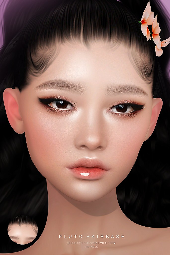 NEW RELEASE + GIVEAWAY – PLUTO HAIRBASE @THE CRYSTAL HEART EVENT