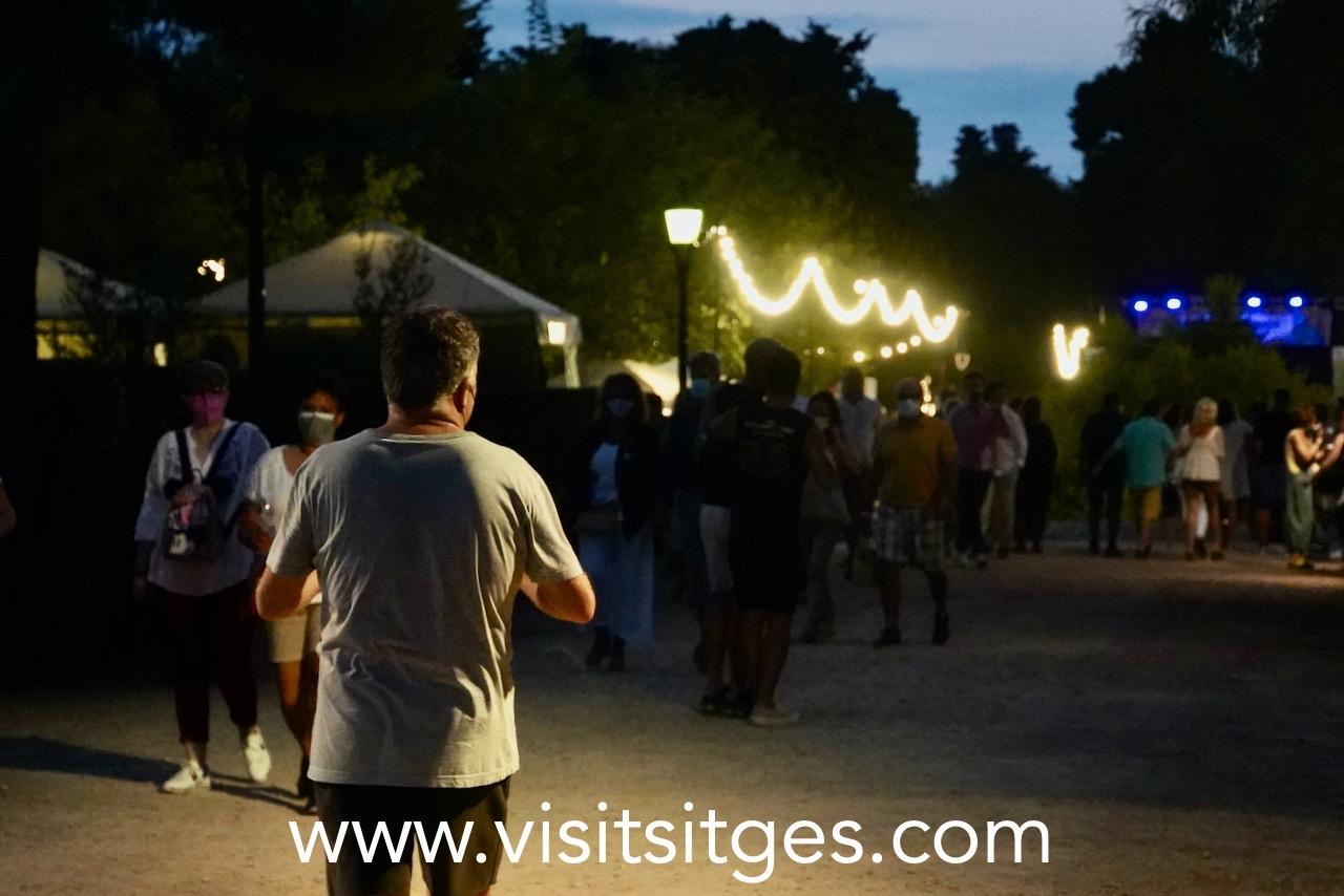 FANGORIA AL FESTIVAL JARDINS TERRAMAR 2021