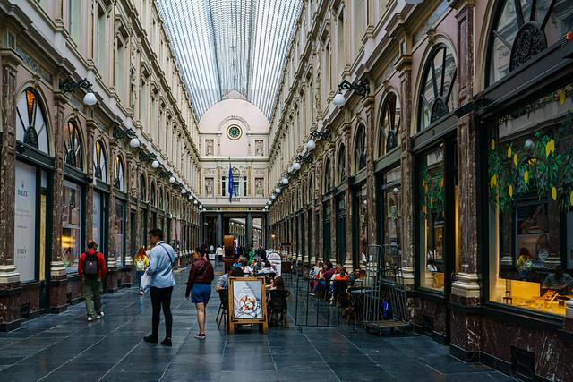 Royal Saint-Hubert Galleries