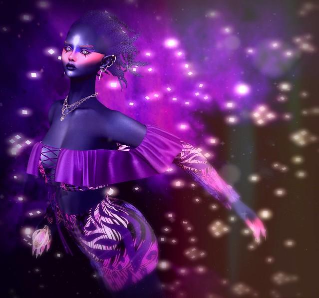 Helena Stringer - SL Syndicate - Distant Venus