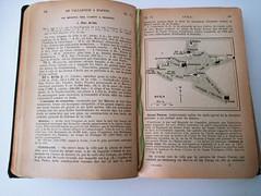 Guía Joanne. ed. Hachette, Paris, 1906. - Páginas sobre Ávila. Archivo Jose Luis Pajares.