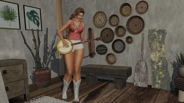 My Korner #639 - Bluegrass Makes Me Happy!