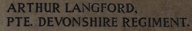 Arthur Langford