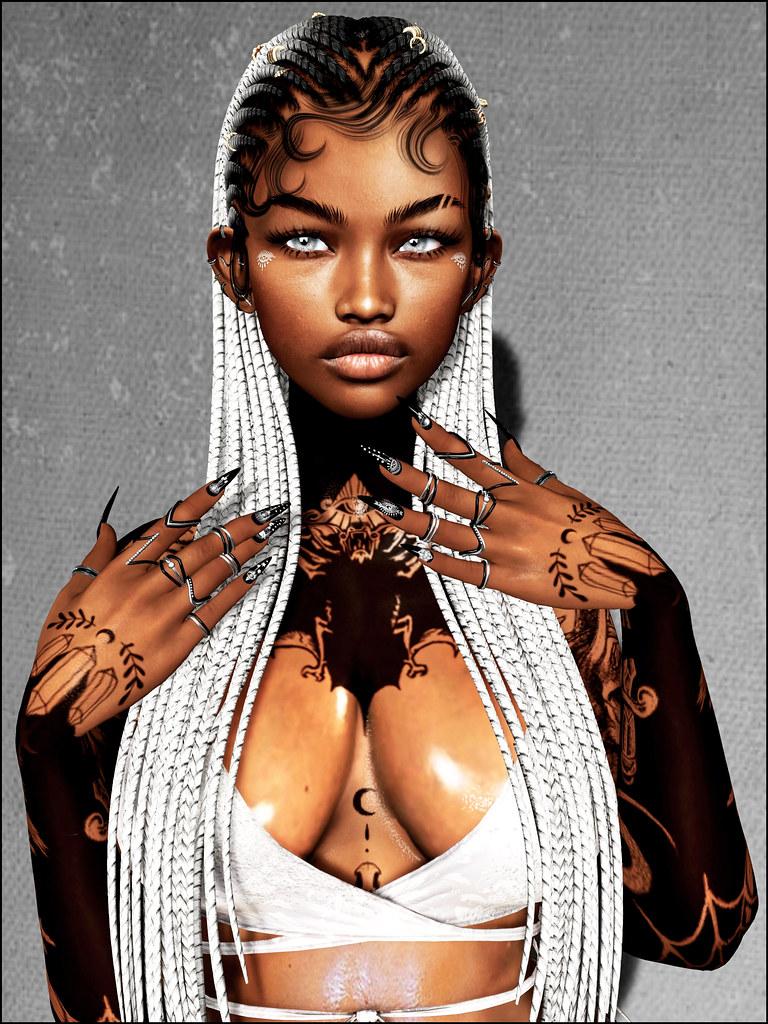 Diamond Beauty LUNA for Evo X