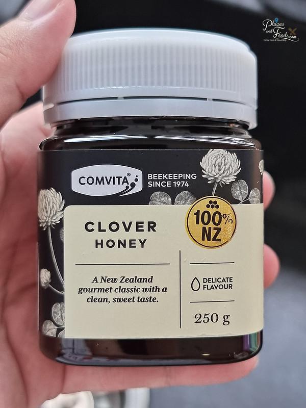 comvita clover honey