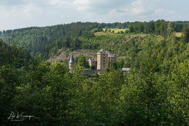 Reinhardstein Castle [Explore]