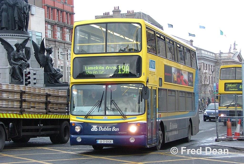 Dublin Bus AV436 (05-D-10436).