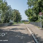 SUH560 Schulstrasse Road Bridge over the Suhre River, Muhen, Canton of Aargau, Switzerland