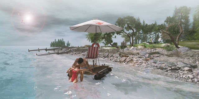 """""""Lifeguard raft..."""""""