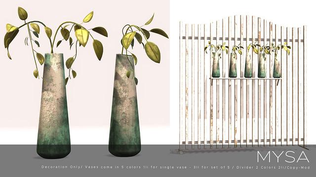 Simple Decor for the Garden or Home