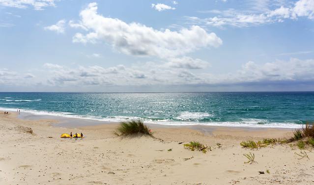 Le Pin sec beach