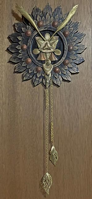 Bronze Mandala Dreamcatcher