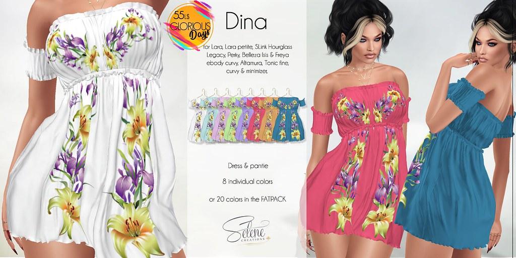 [Selene Creations] Dina dress new @ Glorious Days