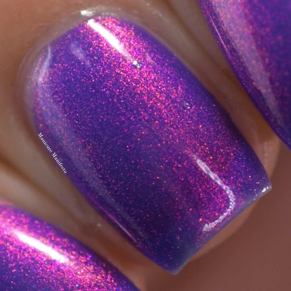 Girly Bits Where My Demons Hide swatch