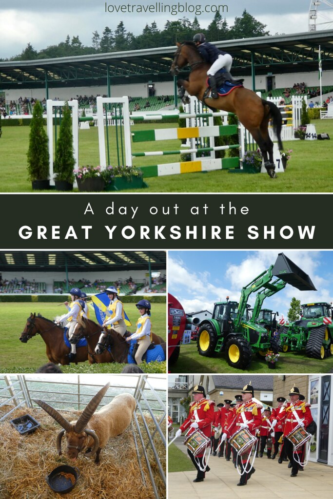 A day out at the Great Yorkshire Show