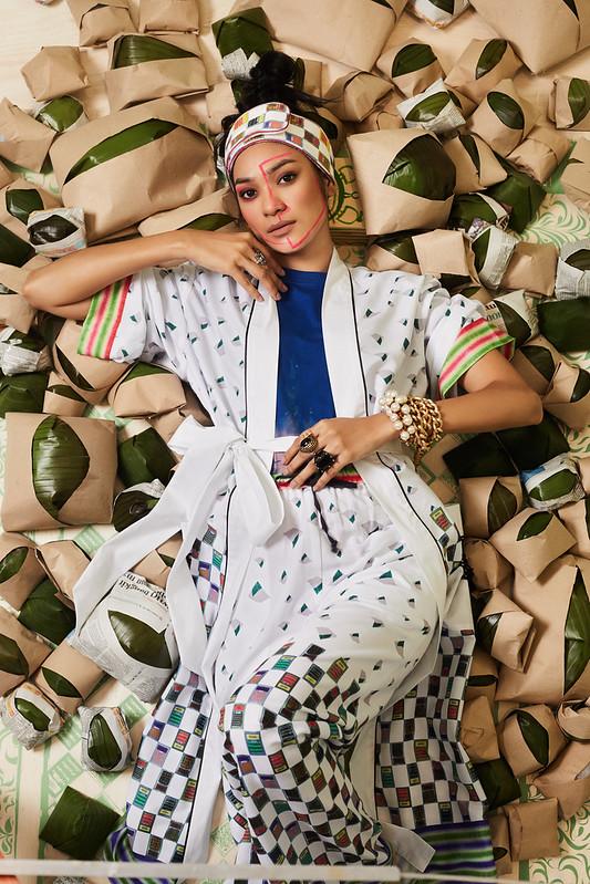 Baju Raya Melinda Looi