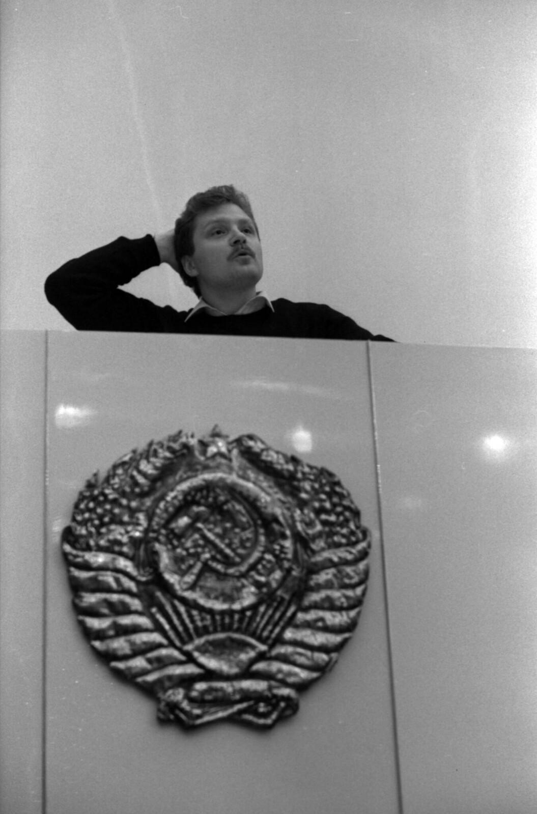 1985, Юрий Поляков, Литературный «десант» в Пермском крае.