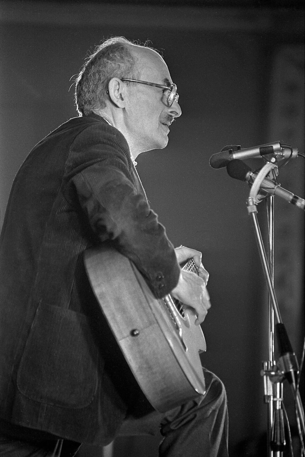 1985. Булат Окуджава (2)