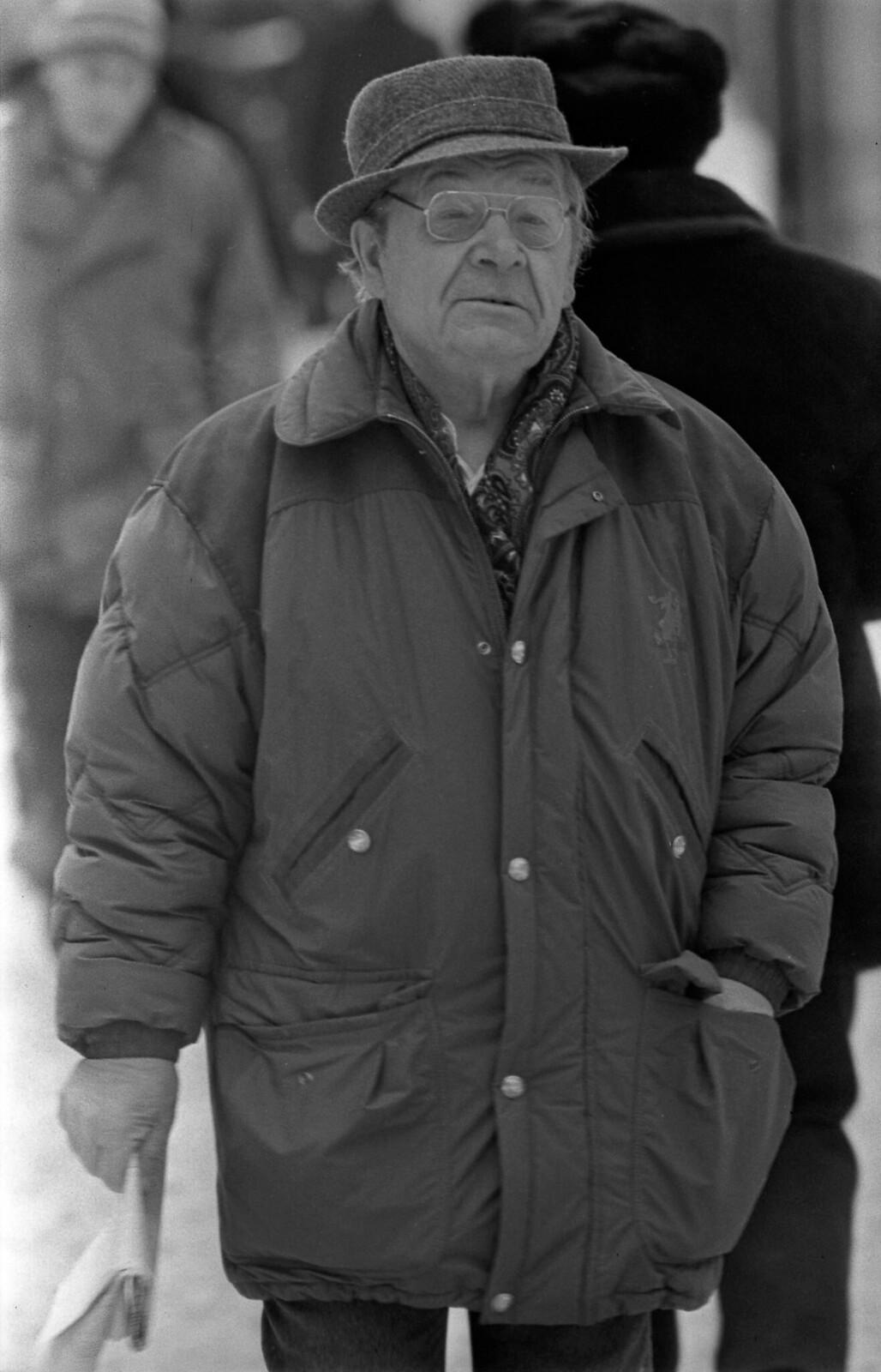 1985. Владимир Дудинцев