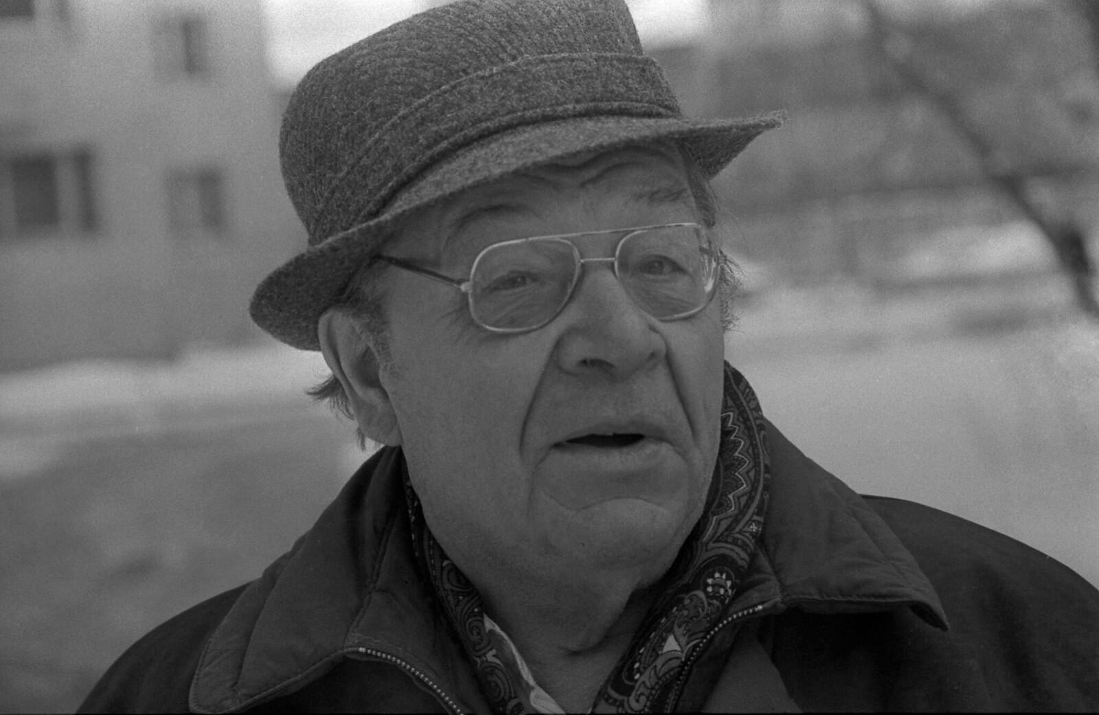 1985. Владимир Дудинцев (2)