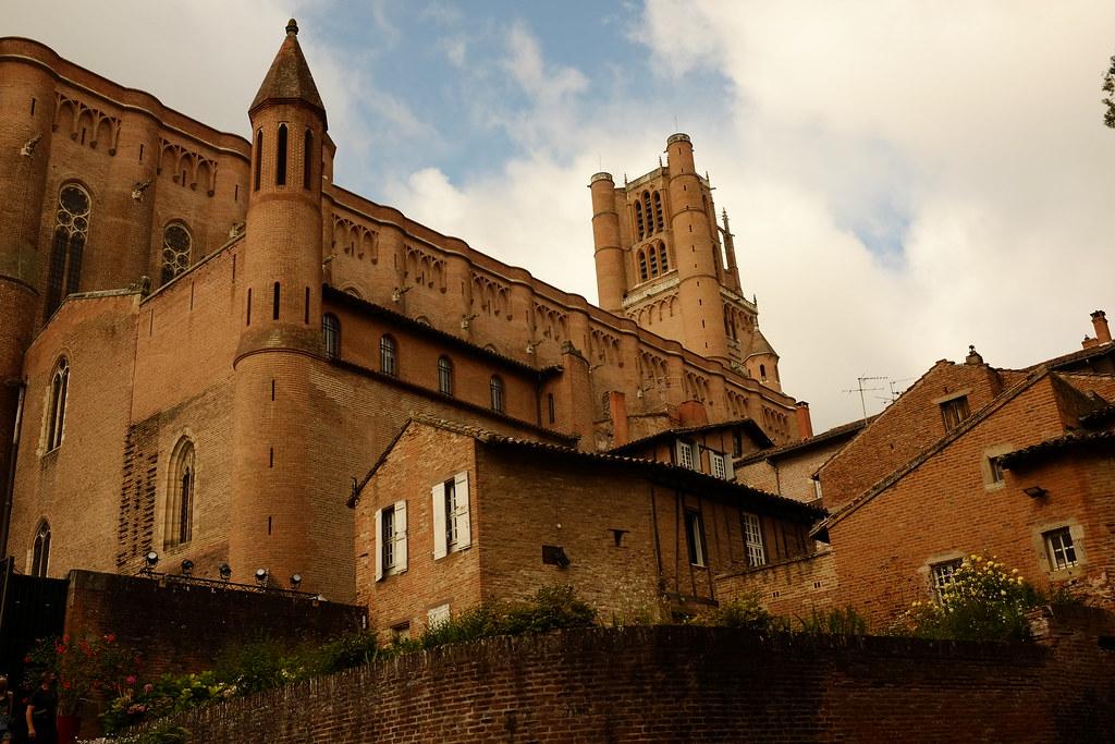 Cathédrale Ste Cécile. Albi