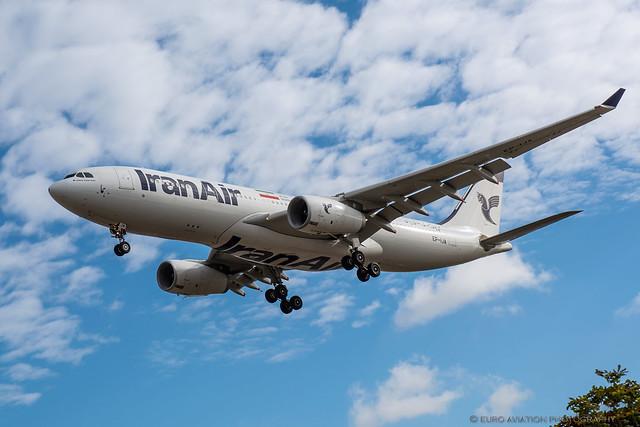 EP-IJA Iran Air - Airbus A330-243
