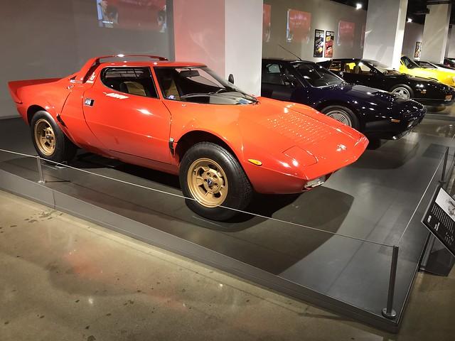 Lancia Stratos Bertone