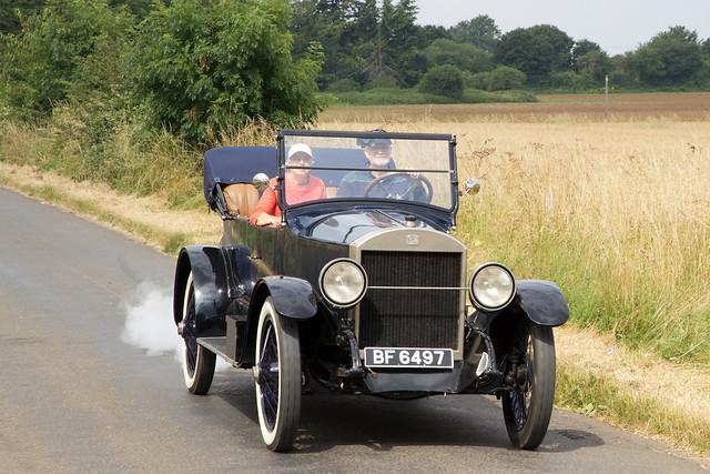 Stanley steamer 735A (1921)