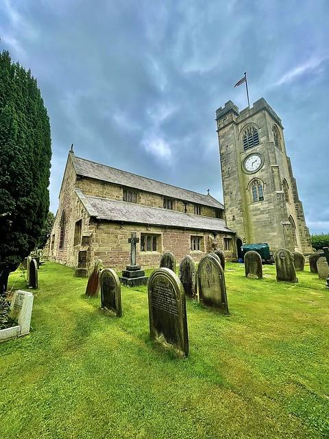 Church of St Leonard the Less, Samlesbury
