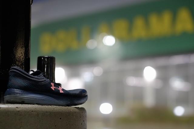 Lost shoe #25