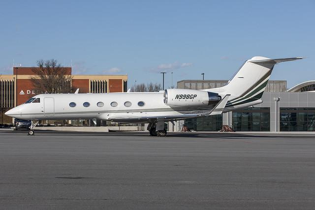 N998GP - Gulfstream G-IV - KATL - Jan 2021